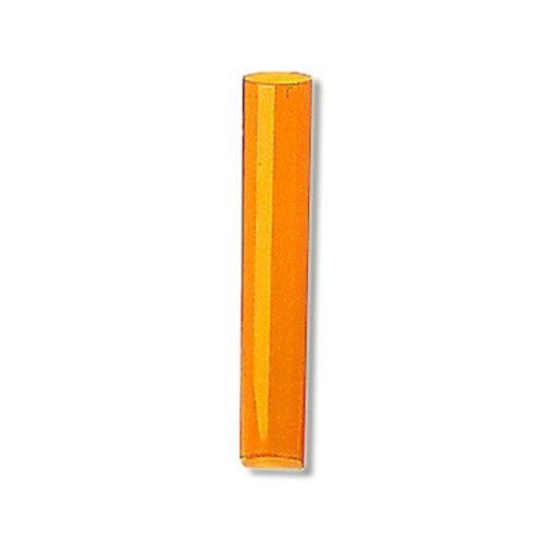 Re-Usable Amber/Orange Bug Light Sleeve For 9 Watt Compact Fluorescent Plug-In