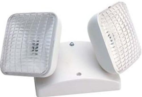 Remote Lamp Lamp Head - 12 volt 12 watt Square Dual