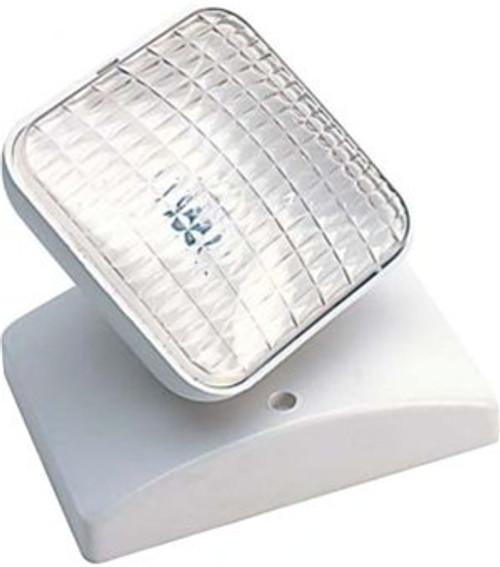 Remote Lamp Lamp Head - 12 volt 7.2 watt Square Single