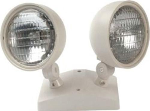 Remote Lamp Lamp Head - 12 volt 7.2 watt Double Round Par