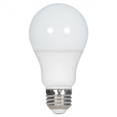 LED 7 Watt Dimmable (40W Replacement) A19 Light Bulb, 5000K - 120 Volt