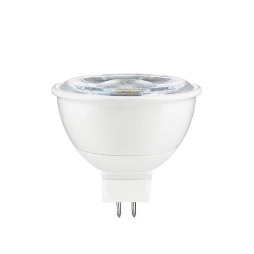 LED 7 Watt Dimmable (50W Replacement) MR16 Light Bulb, 4000K - Cool White, 40 Degree Beam - 12 Volt (525 Lumens)