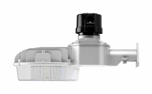 LED Dusk to Dawn Yard Light with Photo Cell - 45 Watt and 5800 Lumens