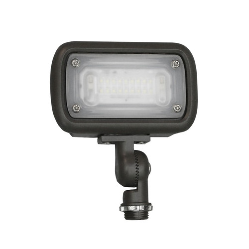 LED Outdoor UpLighting, Can be used for all LED Outdoor Flood Light Requirements, 15 Watt - 1500 Lumens, with Adjustable Knuckle Mount
