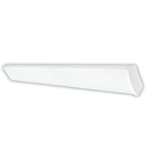 4FT Led Flush Mount Ceiling Light -40 Watt - 4000K Cool White, 3200 Lumens