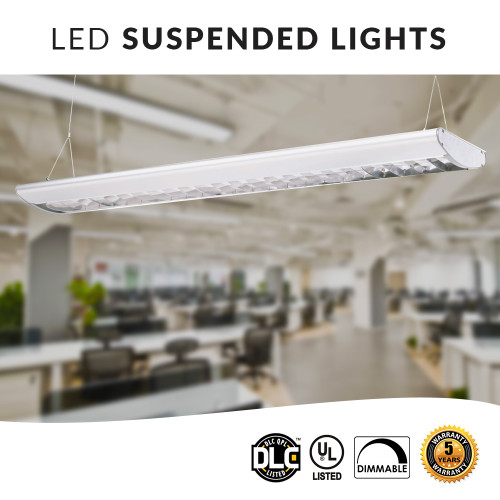 LED Suspended Lighting Fixtures