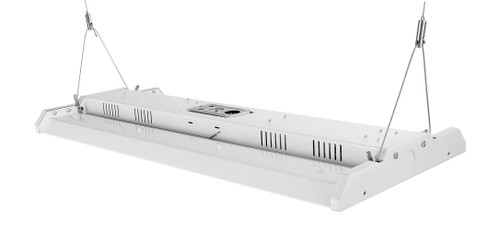 Occupancy Sensor LED Shop Light High Bay, 1' x 2' - 90 Watt, 12,000 Lumens, equivalent to 175W Metal Halide