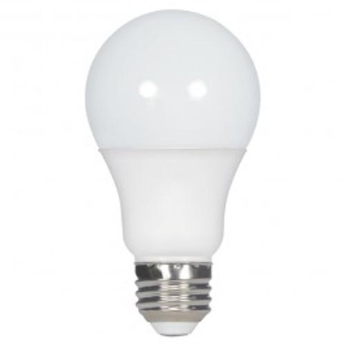 LED 7 Watt Dimmable (40W Replacement) A19 Light Bulb, 2700K - 120 Volt 77