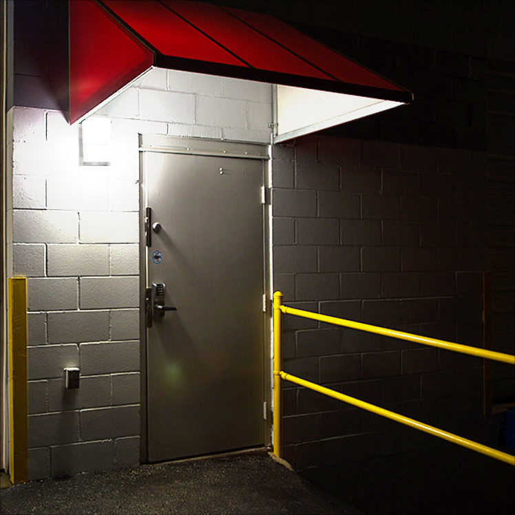 LED Versatile Wall Pack With Vandal-Proof Features