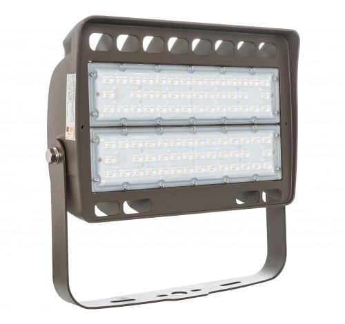 LED Landscape Flood Security Light - 27 Watt - 3100 Lumens with Trunnion - 3000K