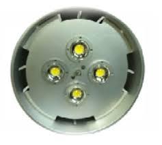 Round Led High Bay Lighting 200W, 21500 Lumens, 5000K Daylight  - Warehouse LED Fixture With 120 Degree Beam