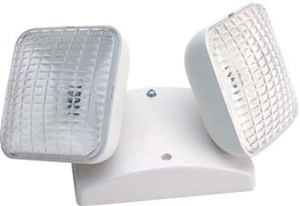 Remote Lamp Lamp Head - 6 volt 9 watt Square Dual