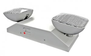 LED Emergency Lights (Dry Or Damp Location) with LED Heads