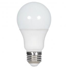 LED 13 Watt (75W Replacement) Dimmable A19 Light Bulb, 2700K - 120 Volt --- 5 Year Warranty