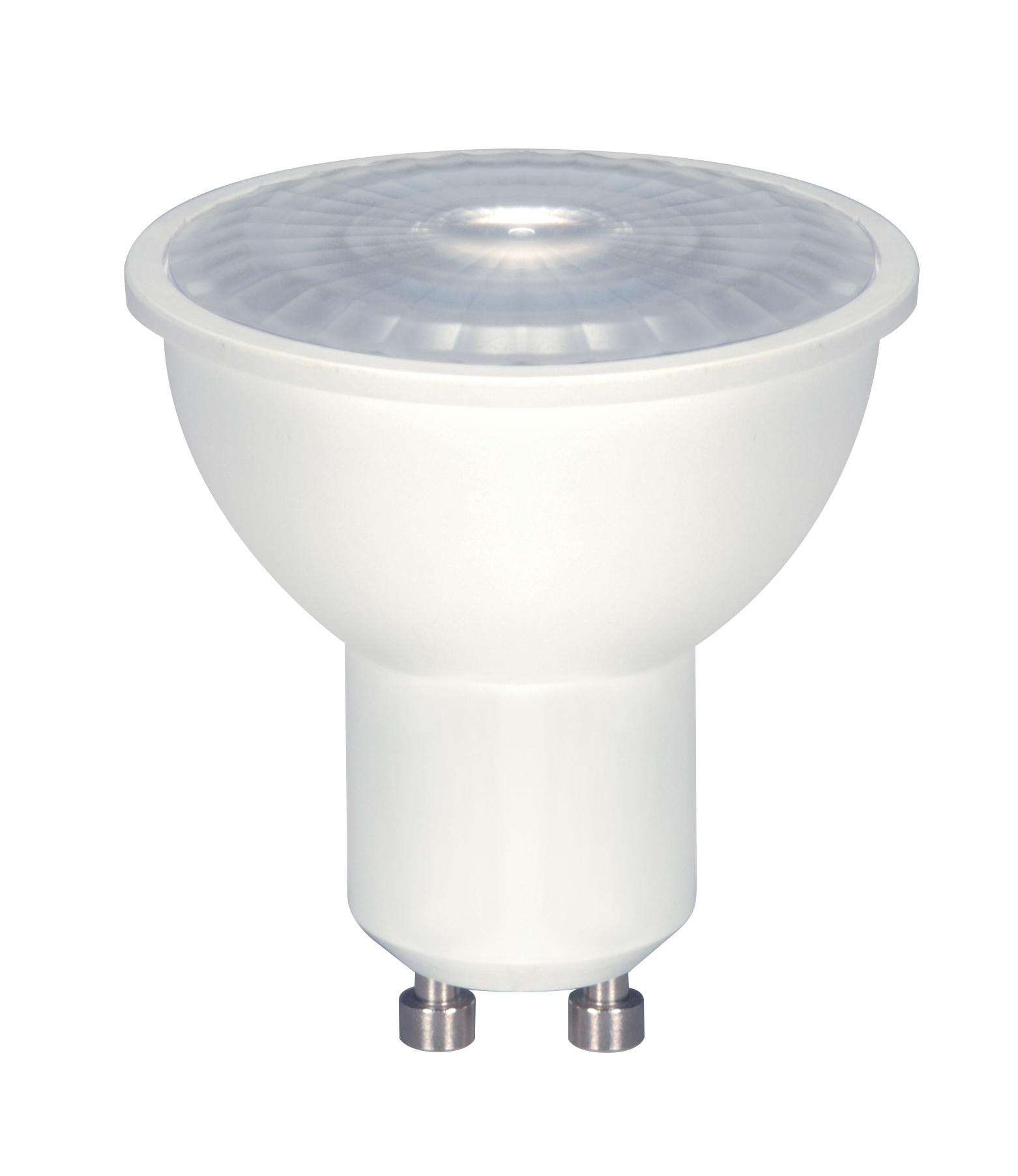 LED MR16 GU10 4000K Cool White - 120 VOLT - 6 Watt