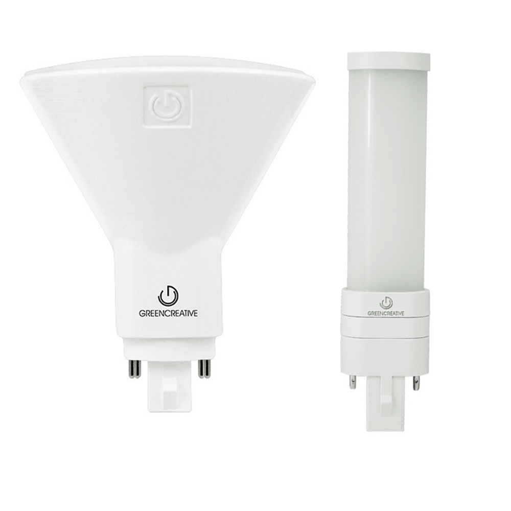 Led pl cfl direct wire retrofit for 2 or 4 pin cfl bulbs choose your retrofit options