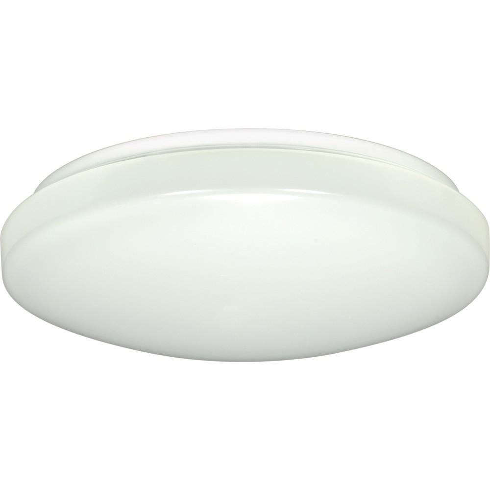 LED Utility Ceiling Light  - 12.5 Watt - 11 Inch - 990 Lumens, 120 - 277 Volt