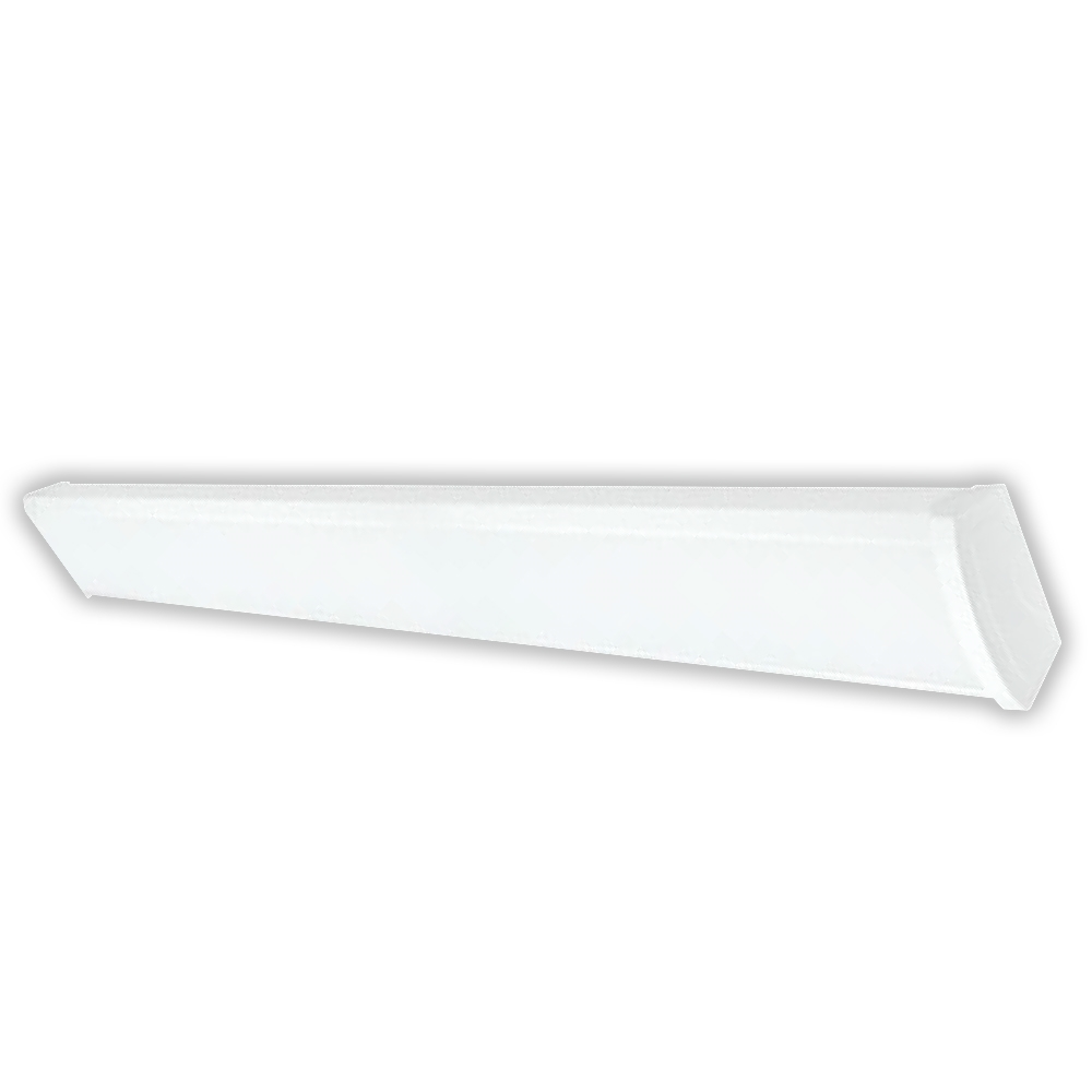 Led wrap around light fixture choose 3000k or 4000k color temperature