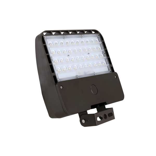 70 Watt LED Parking Lot Light 5000K Color Temperature with Trunnion