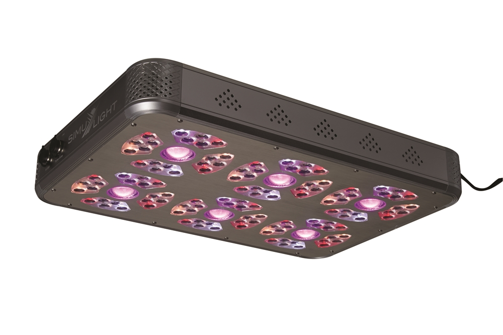 Modular Grow Light For Indoor Growers; Choose From 180W, 360W, And 540W