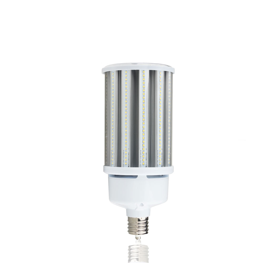 Mogul Base LED Corn Bulbs - Metal Halide Retrofit - 120 Watt,  5000K; Mogul Base; 100-277 volts