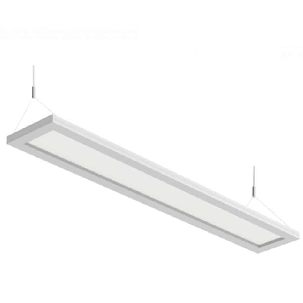 Led suspended light panel