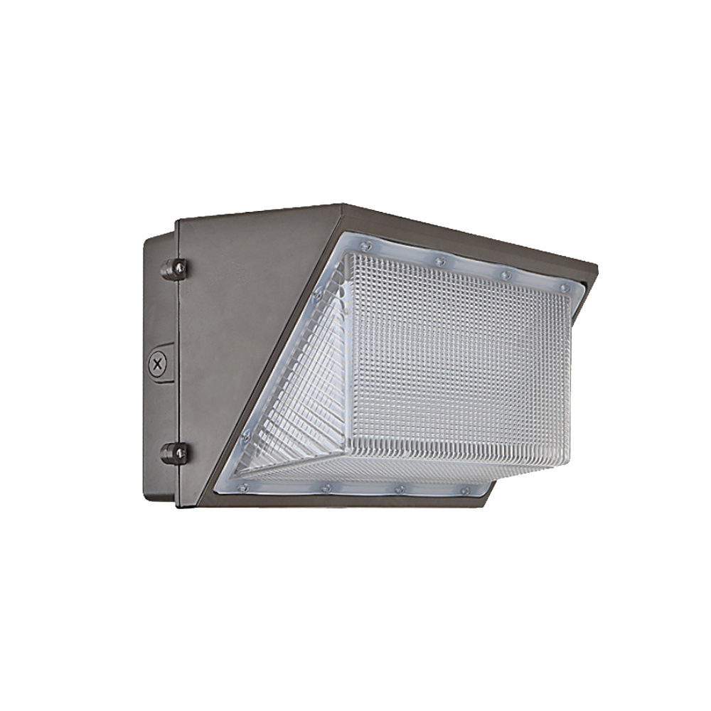 Led wall pack security light choose your wattage and color temperature options