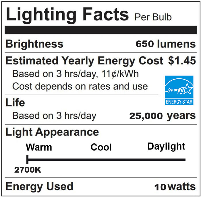 """LED BR30 Flood Bulb, Perfect Replacement For 65W-75W Recessed Can Light - <span style=""""color: red;""""> Warm 2700K Color On Sale Now!</span>"""