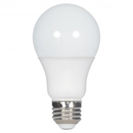 LED 10 Watt (60W Replacement) A19 Dimmable LED 5000K - Daylight, 120V (900 Lumens)