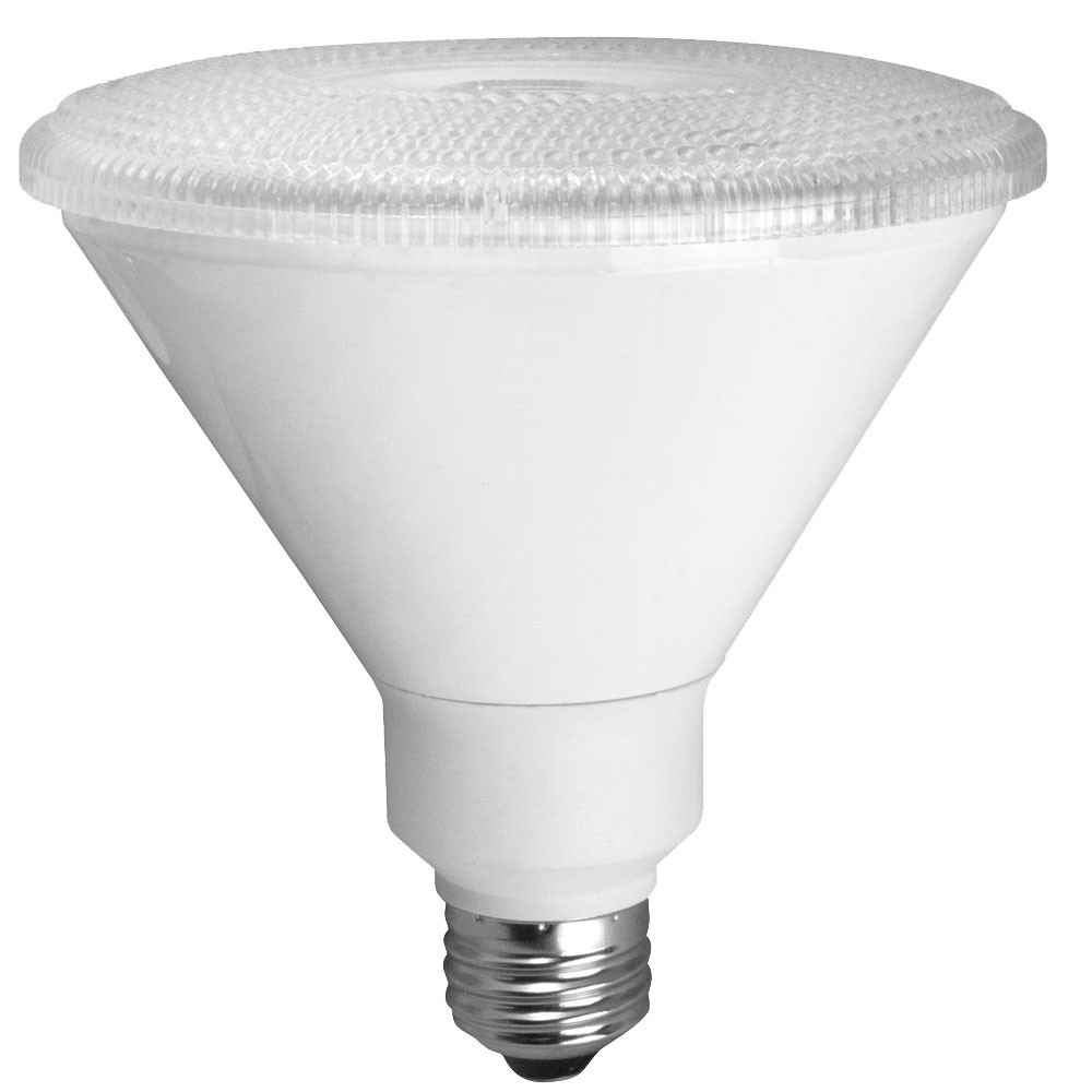 LED PAR38 Bulb Flood Light - 100W Equiv - Choose Your Color Temperature