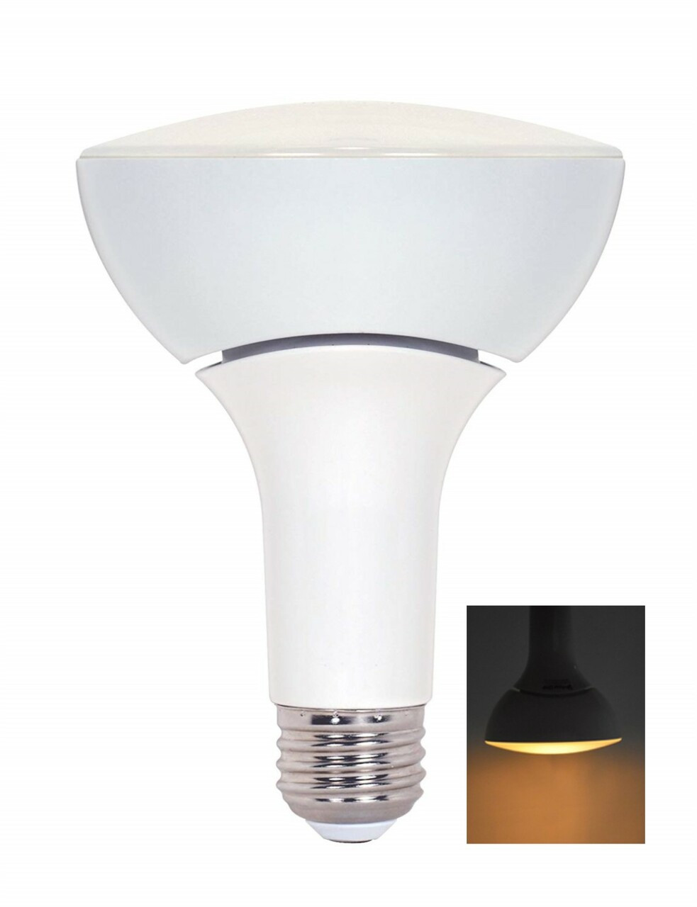 Led 12 Watt Dimmable 60w Replacement Br30 Light