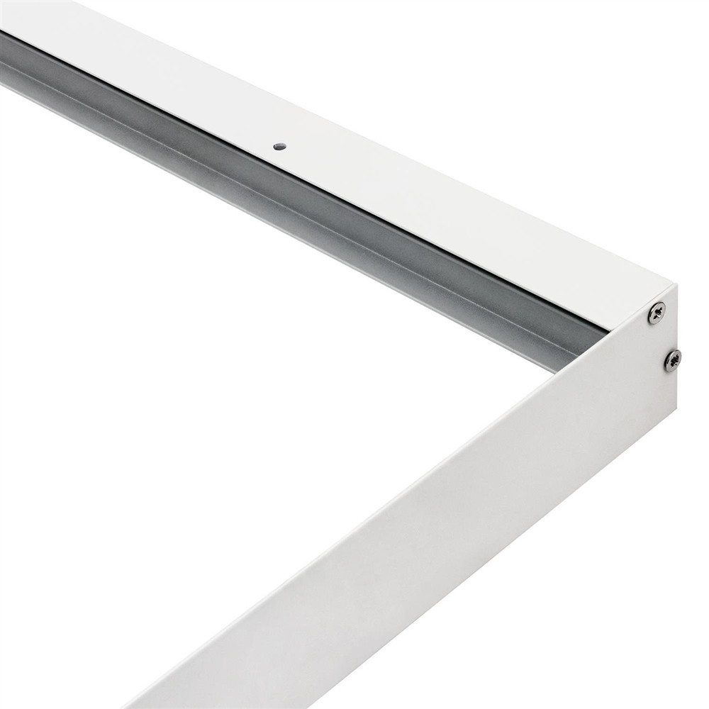 Strange Led Flat Panel 1X4 35 Watt 5000K Dimmable With Extra Surface Mount Kit Download Free Architecture Designs Scobabritishbridgeorg