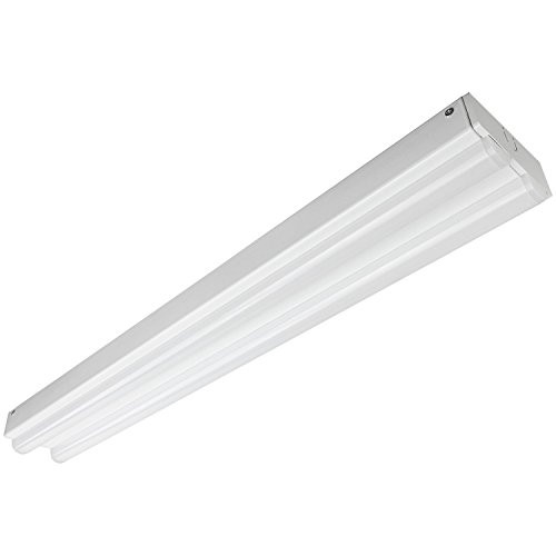 48 Watt Led Garage Shop Light Fixture 4 Foot Ceiling Mount