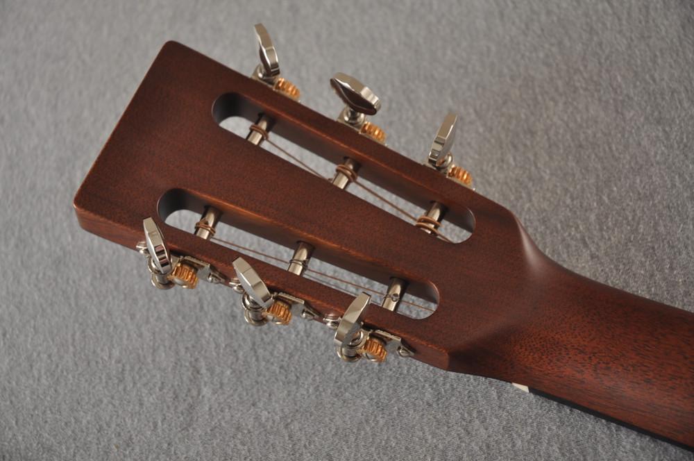 Martin Sinker Mahogany Adi Custom 000 12 Fret Style 18 #2305132 - Back Headstock