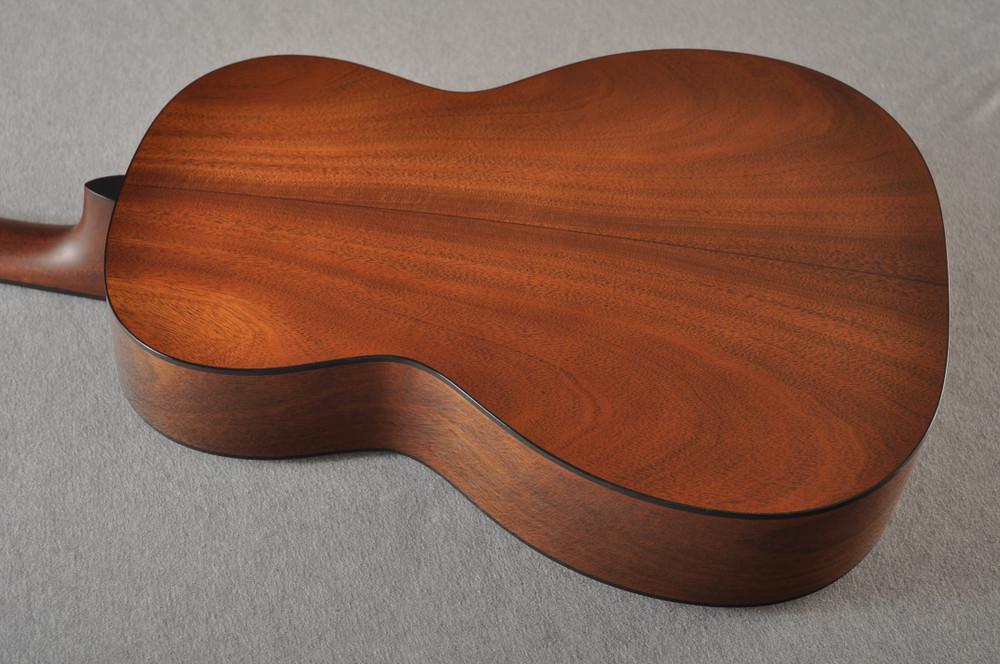 Martin Sinker Mahogany Adi Custom 000 12 Fret Style 18 #2305132 - Back Angle