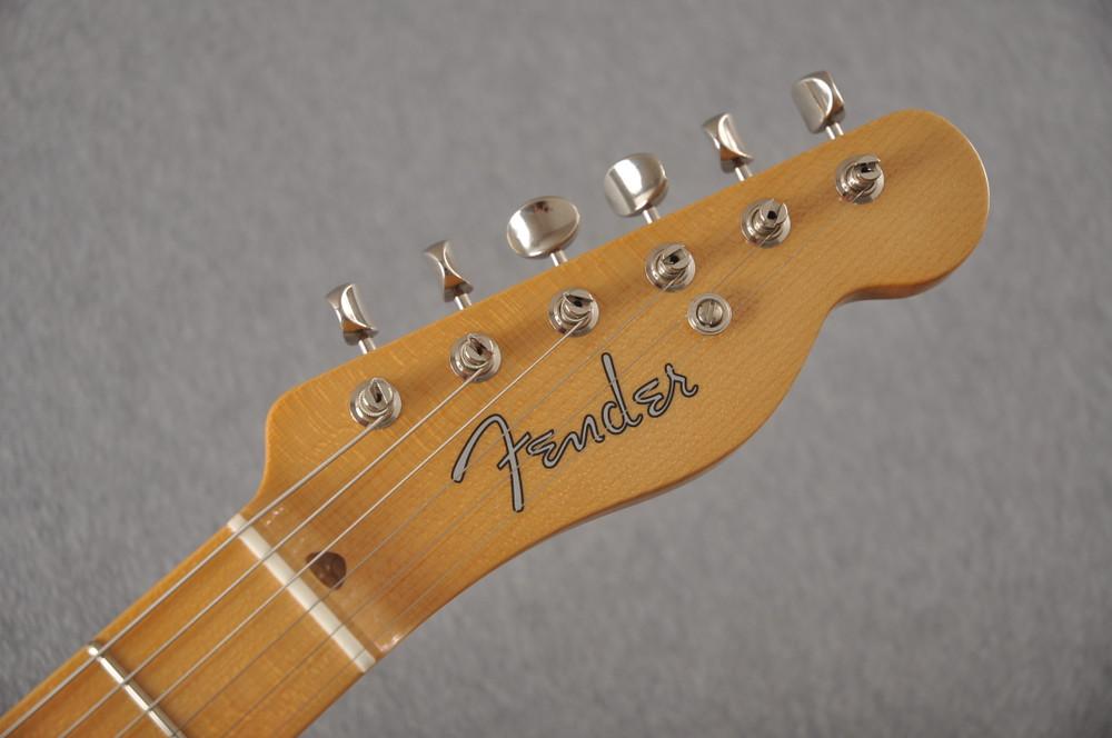 Fender Nocaster Custom Shop 51 NOS Trans Purple 7 lbs 9.5 oz - View 4