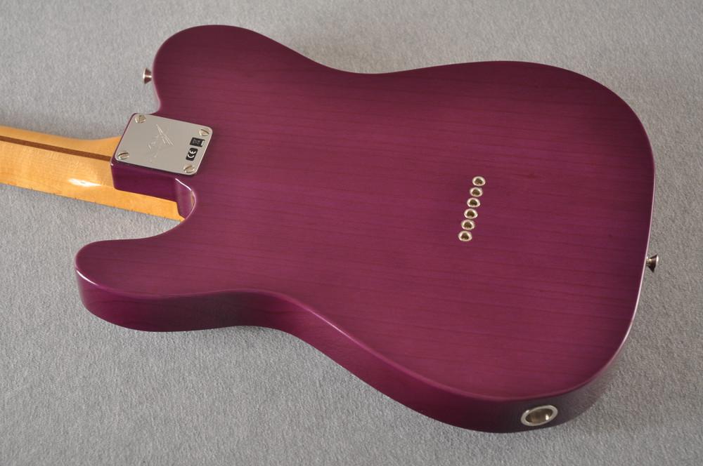 Fender Nocaster Custom Shop 51 NOS Trans Purple 7 lbs 9.5 oz - View 5