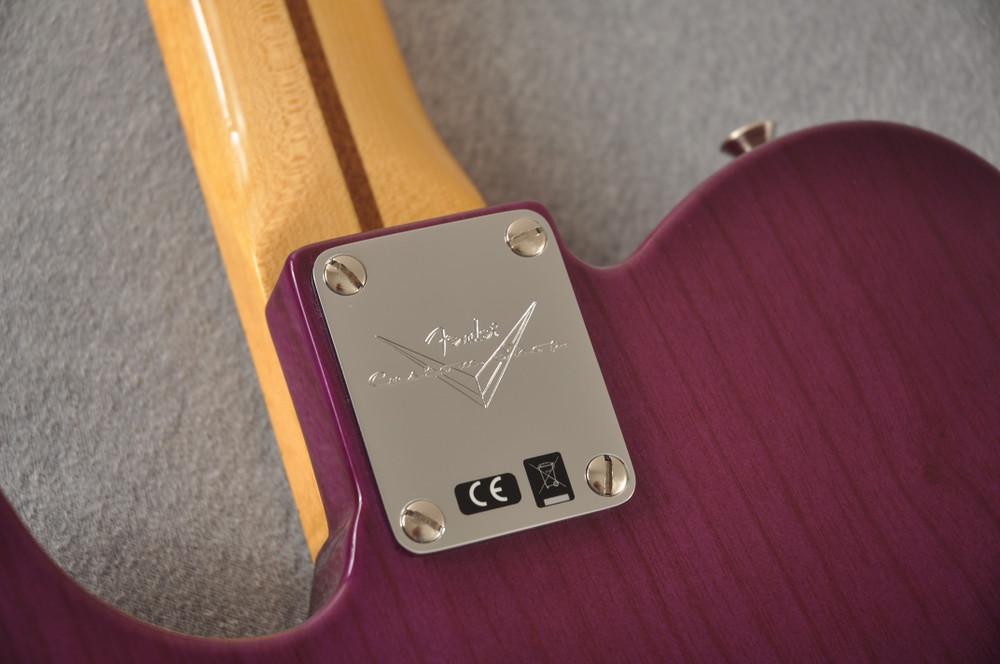 Fender Nocaster Custom Shop 51 NOS Trans Purple 7 lbs 9.5 oz - View 3