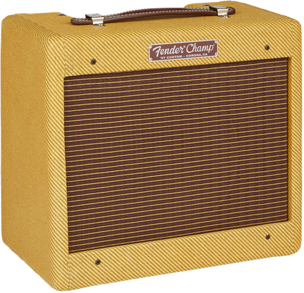 Fender 57 Custom Champ Hand Wired Tube Guitar Amplifier
