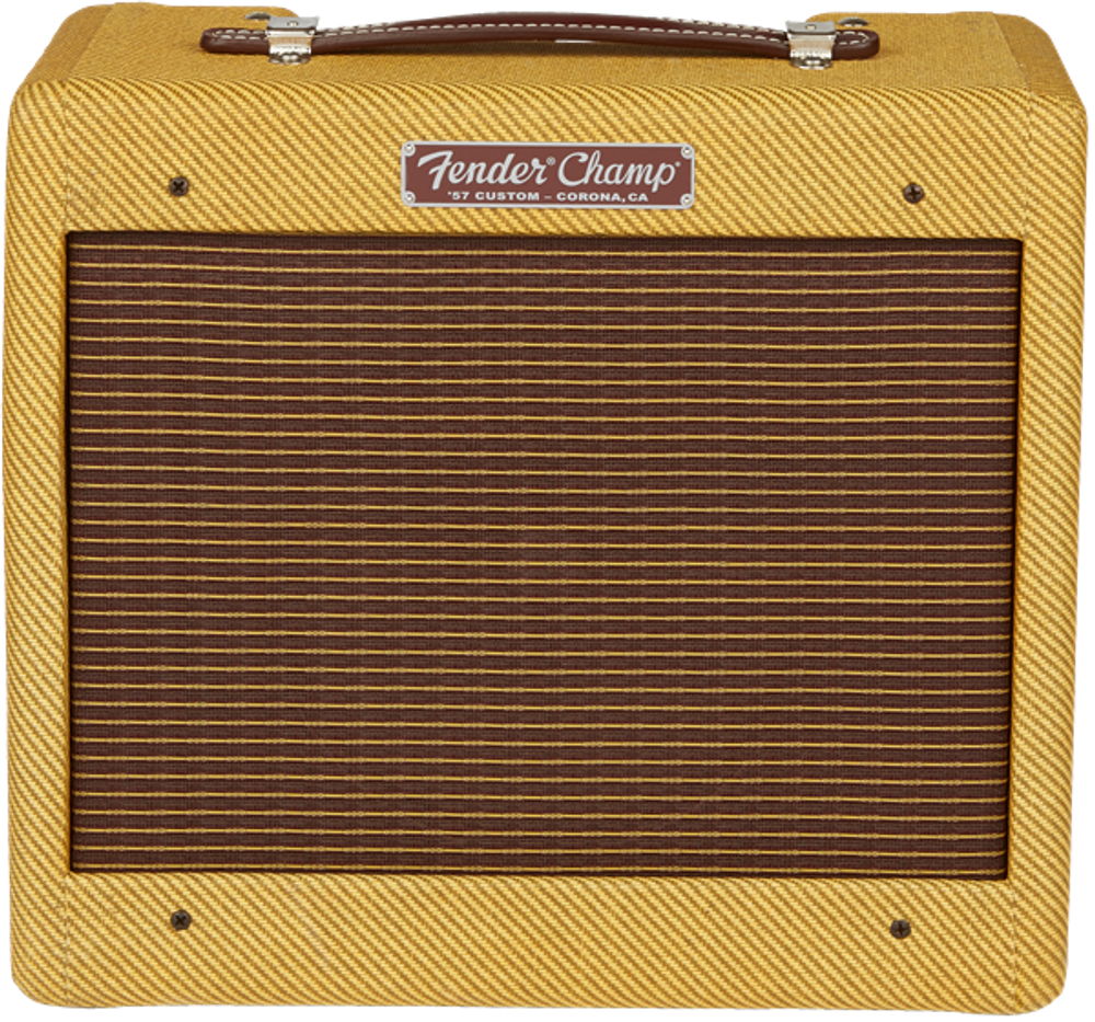 Fender 57 Custom Champ Hand Wired Tube Guitar Amplifier - View 7