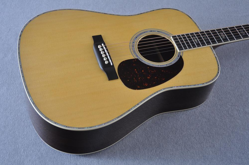Martin D-41 (2018) Standard Acoustic Guitar #2230729 - Beauty