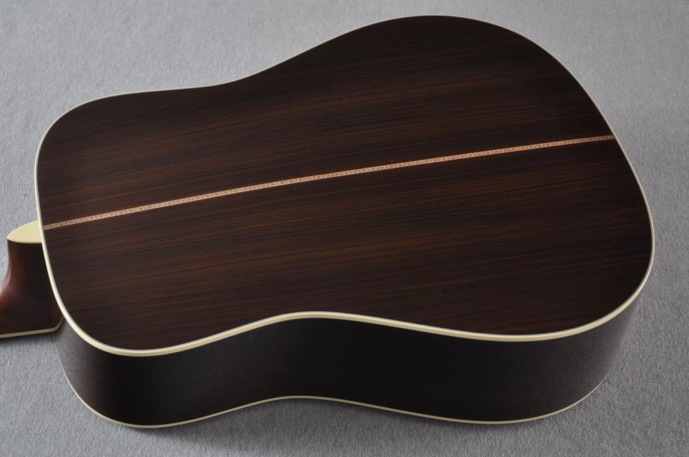 Martin D-41 Ambertone Standard Acoustic Guitar #2241863 - Back