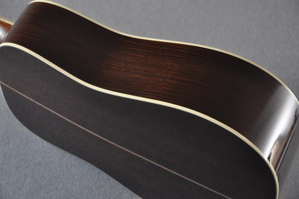 Martin D-41 Ambertone Standard Acoustic Guitar #2241863 - Side