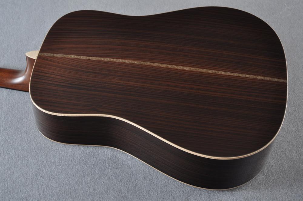 Martin D-28 Modern Deluxe Acoustic Guitar #2247801 - Back