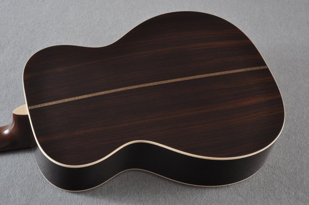 Martin OM-28 Modern Deluxe Acoustic Guitar #2246100 - Back