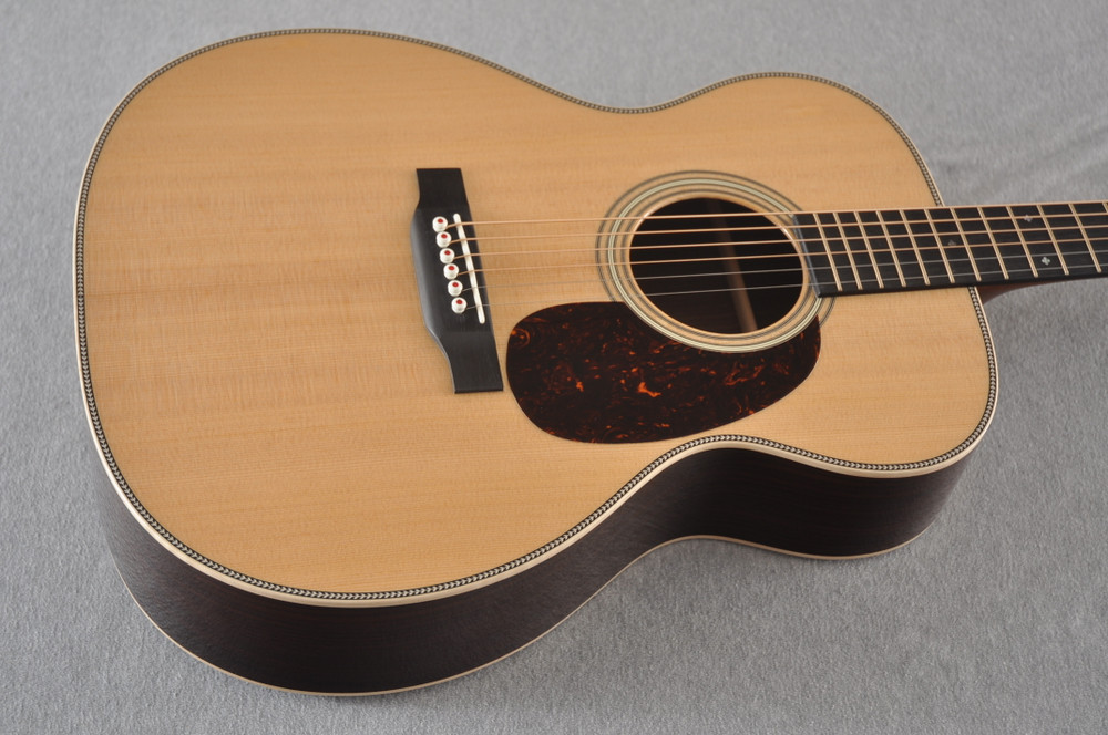 Martin 000-28 Modern Deluxe Acoustic Guitar #2276555 - Beauty