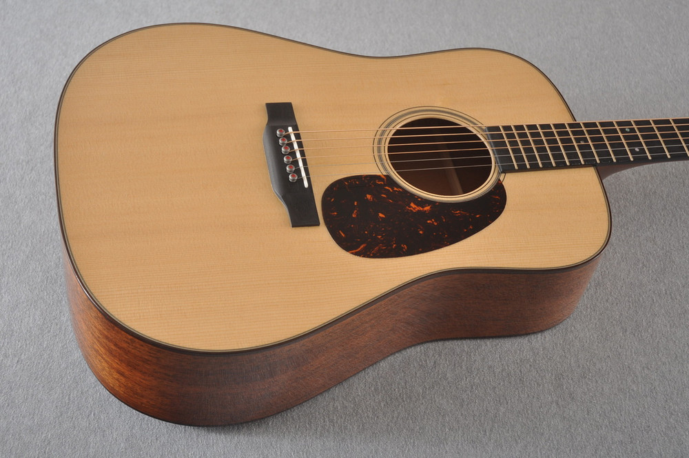 Martin D-18 Modern Deluxe Acoustic Guitar #2266078 - Beauty