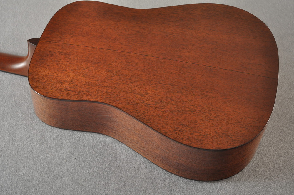 Martin D-18 Modern Deluxe Acoustic Guitar #2266078 - Back Angle