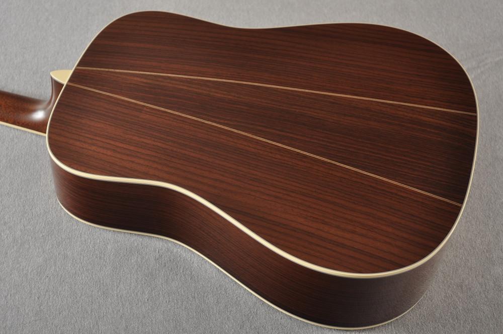 Martin D-35 Woodstock 50th Anniversary Acoustic Guitar #2267961 - Back