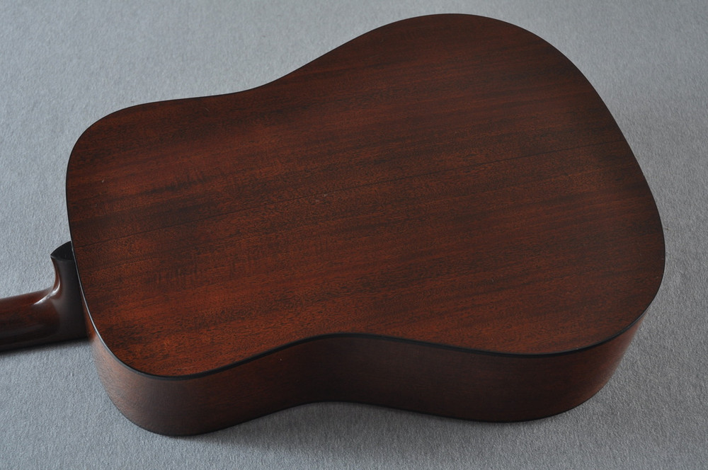 Martin D-18 Authentic 1939 VTS Aged Acoustic Guitar #2233931 - Back Angle